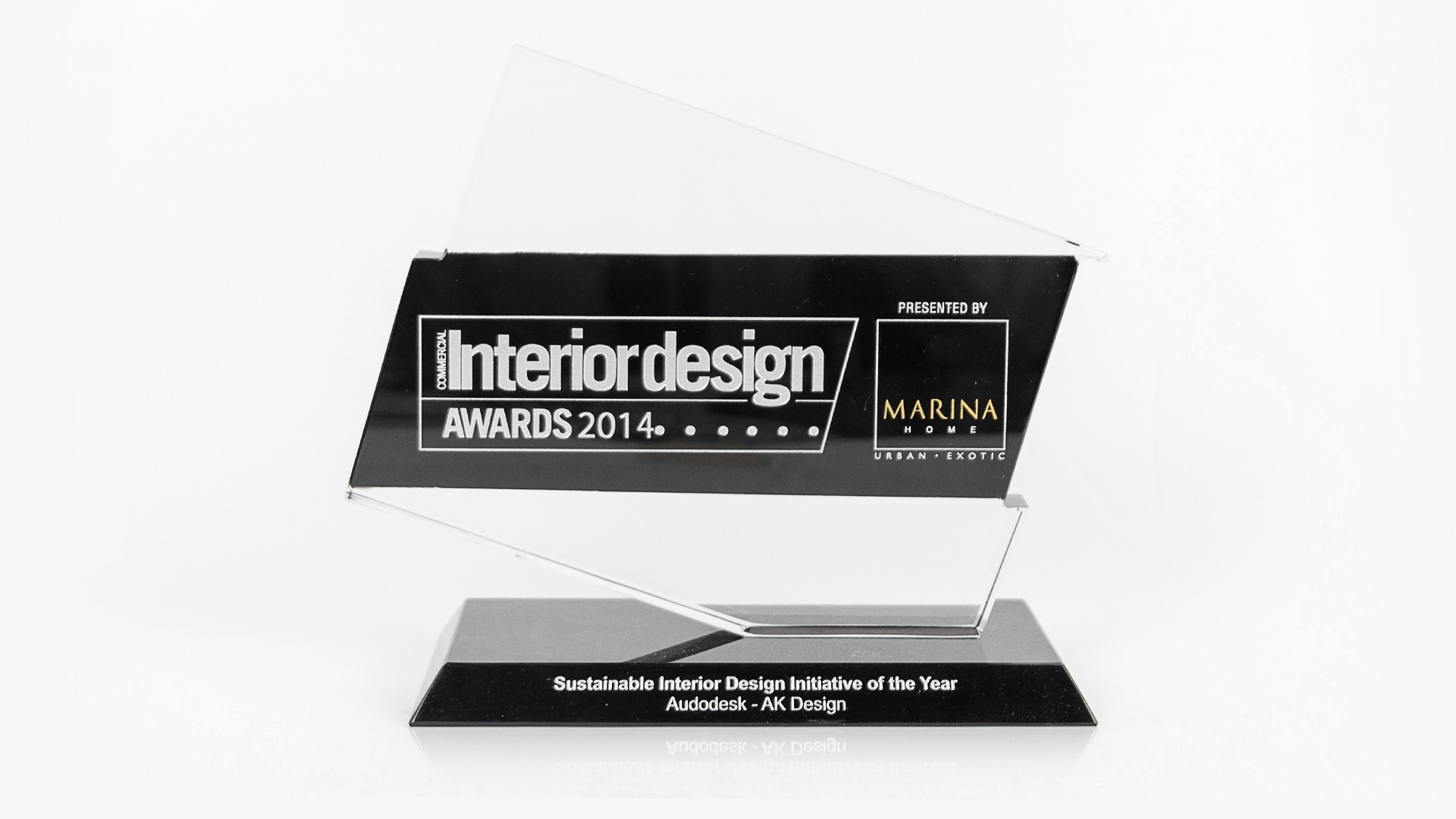Winner Sustainable ID Initiative Award